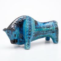 """Aldo Londi - Bull """"Rimini Blue"""" Italie 1950s"""