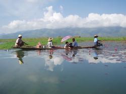 Famille birmane