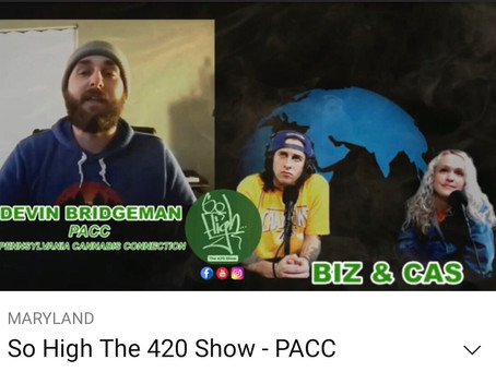 So High The 420 Show Feature