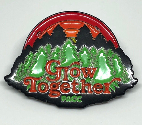 Grow Together Pin