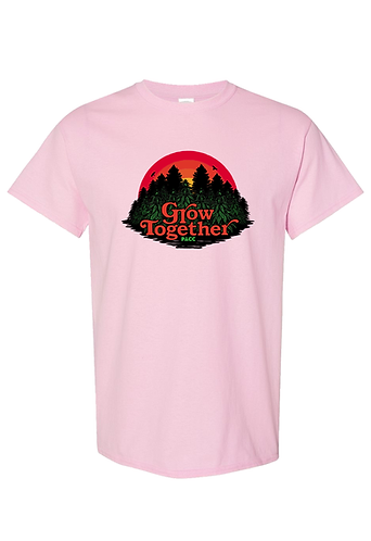 Grow Together T-shirt (Pink)