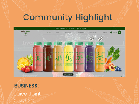 Community Highlight: Juice Joint