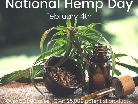 National Hemp Day