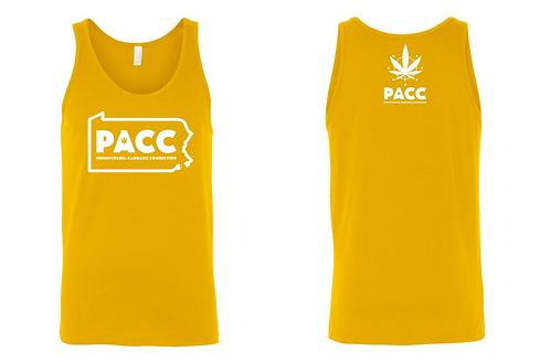 PACC Tank Top (Yellow)