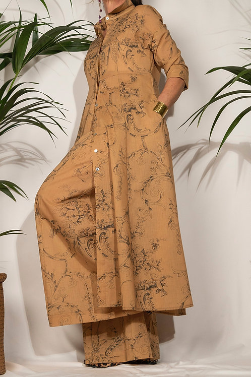 ThelmaDress e Butterfly Pants Toile de Jouy