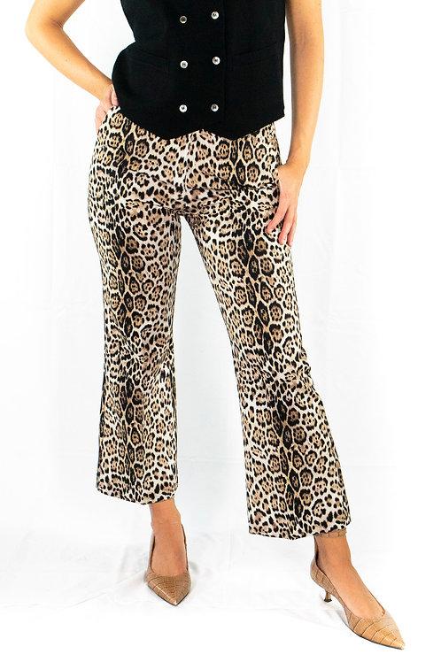 Silvia Leopard Pants