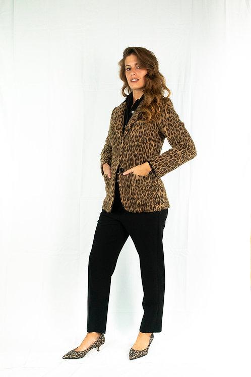Silvia Jacket leopard