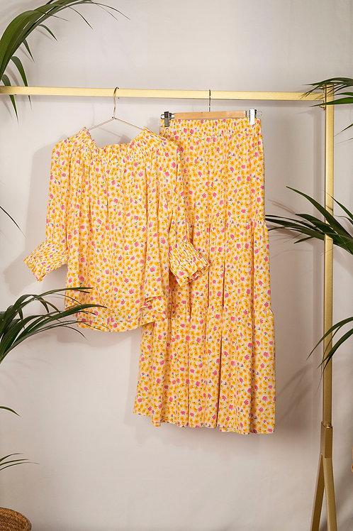 Lola Shirt&Skirt