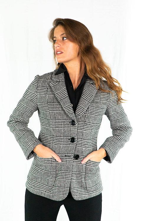 Silvia Jacket Principe di Galles