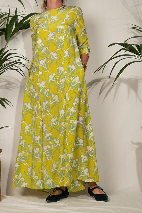 Nina Dress Lime