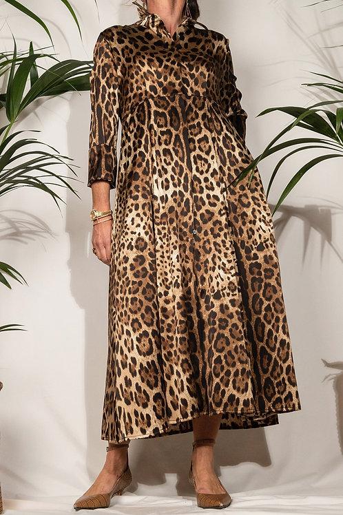 Thelma Dress Leopard
