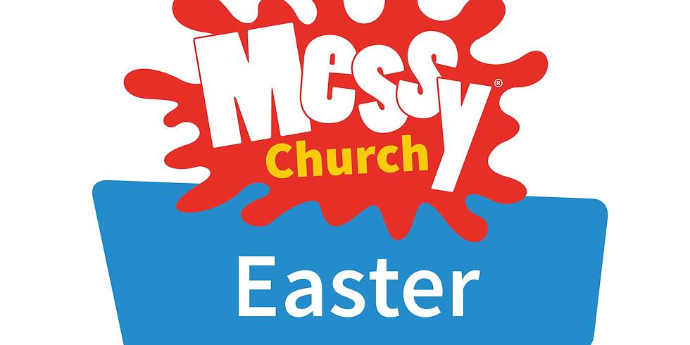 Good Friday Messy Church Livestream