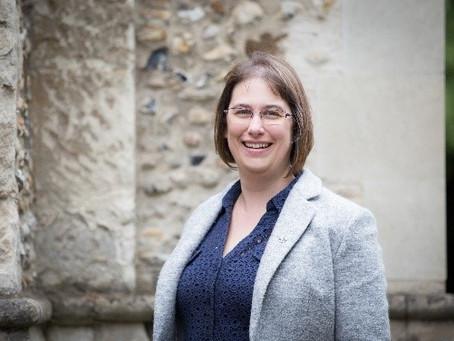 Becky Mynett Joins Flitwick Church as a Reader