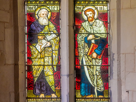 Patronal Festival 2020: St Peter & St Paul - 28th June