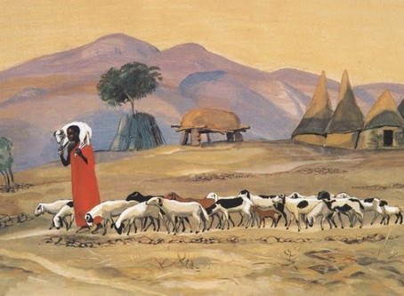 Together, Apart: Bible Study. The Good Shepherd