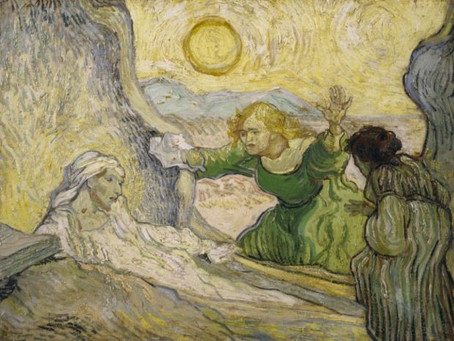 Together, Apart Bible Study: The Raising of Lazarus