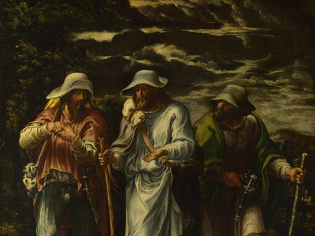 Together, Apart. Bible Study: The Road to Emmaus