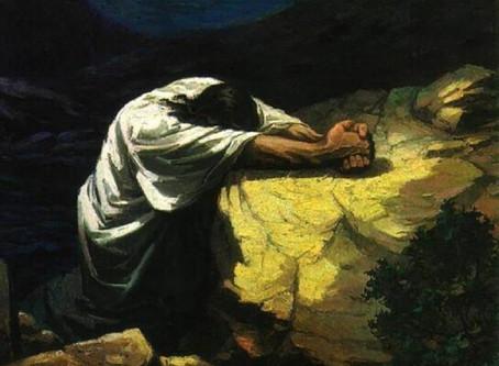 Together, Apart Bible Study - Gethsemane