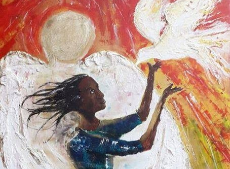 Together, Apart Bible Study: The Annunciation 25th March