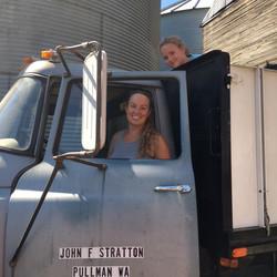 Christine Stratton-Hanson & daughter Megan