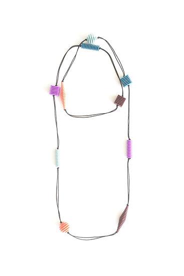 OTTICA - Collana lunga - Colori pastello