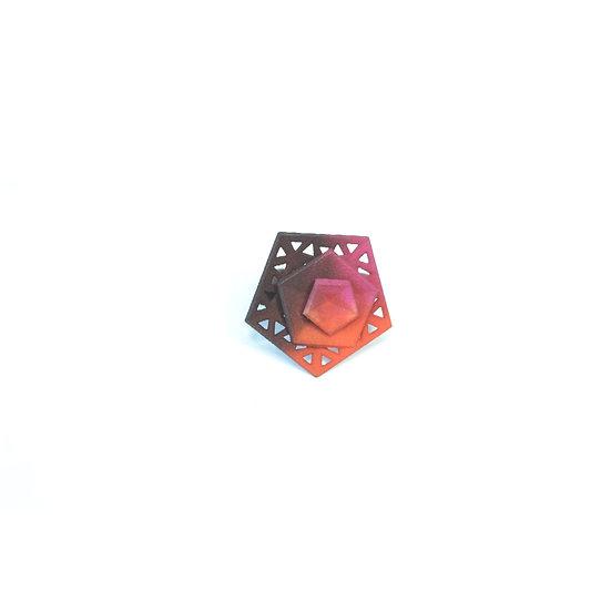 Vertigo ring - perforated