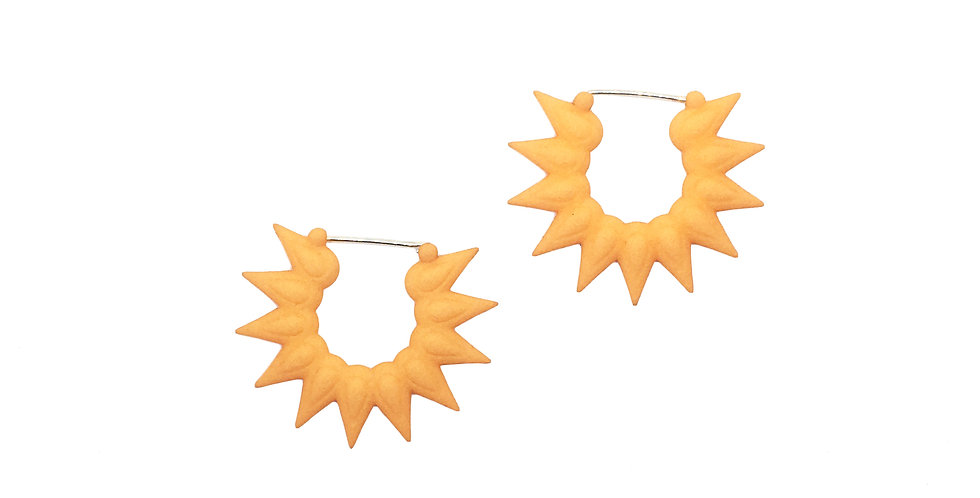 Citrus yellow hoops