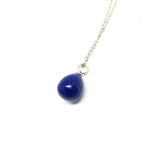 Amulet - Lapis lazuli drop