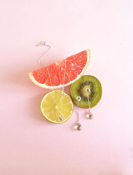 3 fruits smoky qtrz and charm.jpg