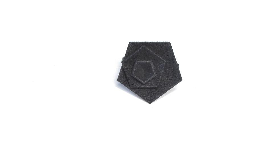 Vertigo ring - Black