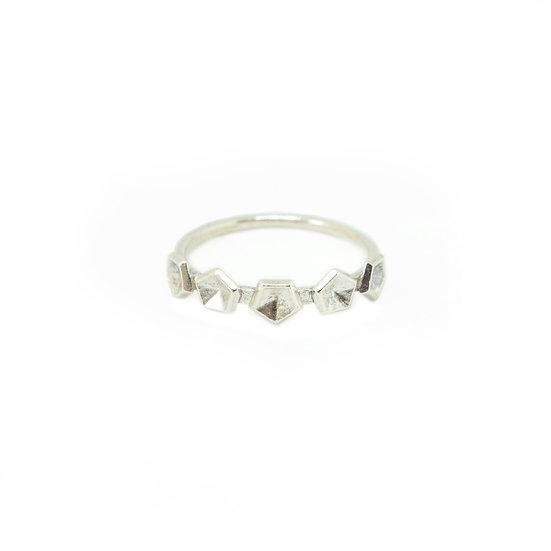 Five element ring- Vertigo mini