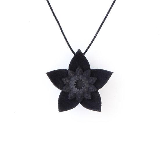 DAHLIA - pendant - Black