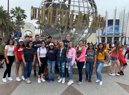 Universal Studios - The Top 15 Trip - Wasco FFA