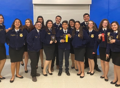 South Valley B.I.G, COOP, and Novice Recordbook Competition at Taft