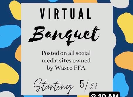 Wasco FFA's Virtual Banquet 2020