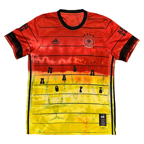 2020 GERMANY HAND DYED JERSEY (SIZE LARGE/ 1 OF 1)