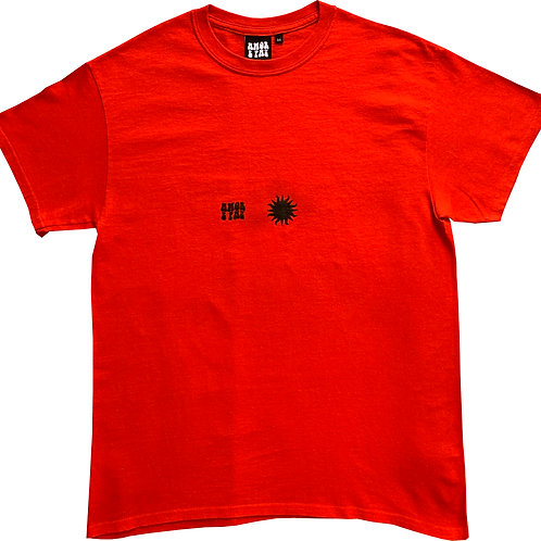 RED SUN TEE