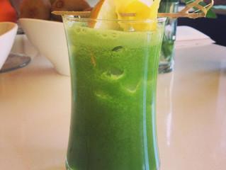 {Juicing} Green Monster