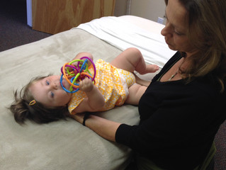 Craniosacral Therapy & Infants