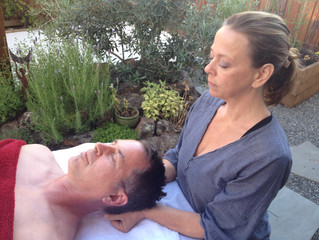How to Work Through a Body Flare Up After a Craniosacral Session?