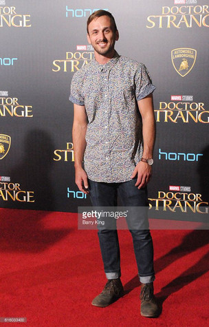 Marvel's Dr. Strange World Premiere