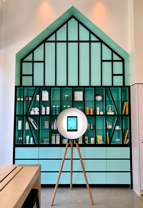 The Booth &Bus Co. - Beautiful Photo Booth Kiosk for Lease