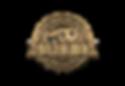 Wedding & Event Design Logo Gold transpa