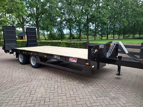 Jpm trailer oprijwagen 16 ton