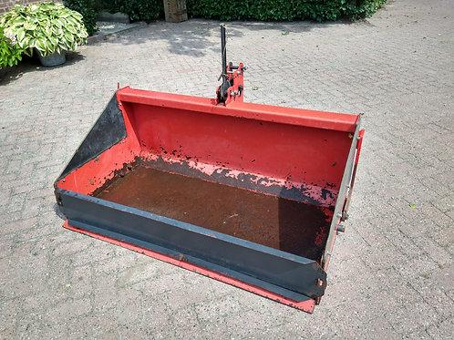 Hekamp laadbak 150 breed bj 2012