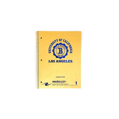 アメリカンスタイル カルフォルニアスタイル ステーショナリー カレッジノート ucla