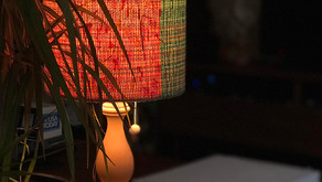 "【Uploaded!】""El Cajon""TABLE LAMP"