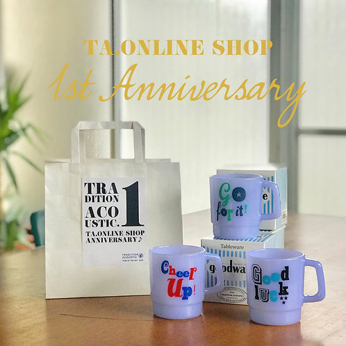 1st Anniversary SPECIAL BAG - A