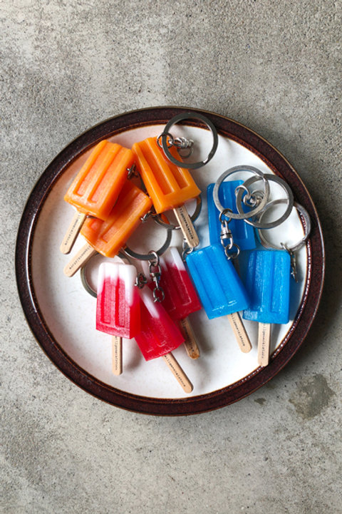 GBxWILLxJM ICE CANDY KEY RING for Will