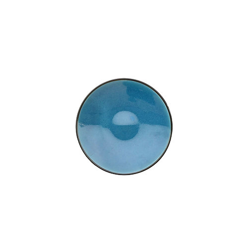 BLACK AND BLUE  TABLE WARE - 160 PLATE -